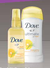 Free Dove Body Mist Sample - Coupon Cutting Mom
