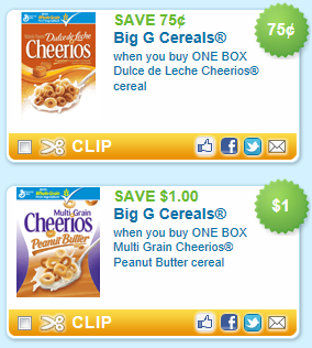 graphic relating to Cheerios Coupons Printable called Printable Cheerio Discount coupons - Coupon Reducing Mother