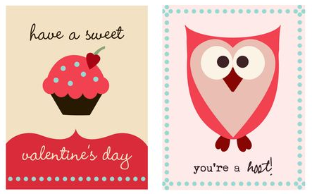 Free Printable Valentine Cards Coupon Cutting Mom – Free Print Valentine Cards